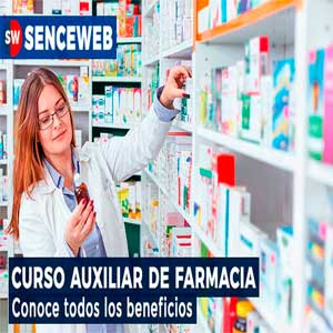 Curso Auxiliar de Farmacia