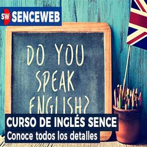 Curso Inglés Sence
