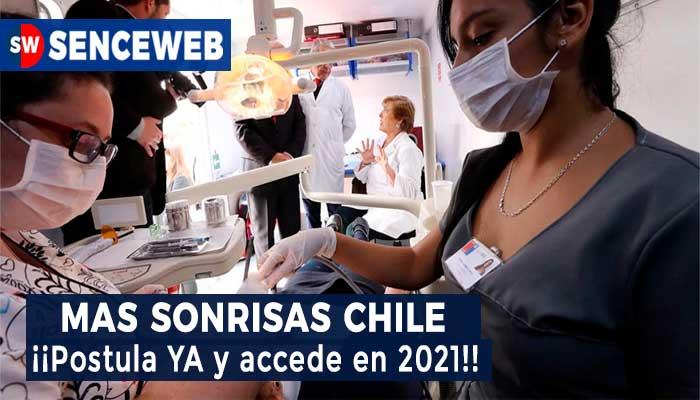 Mas Sonrisas para chile 2021