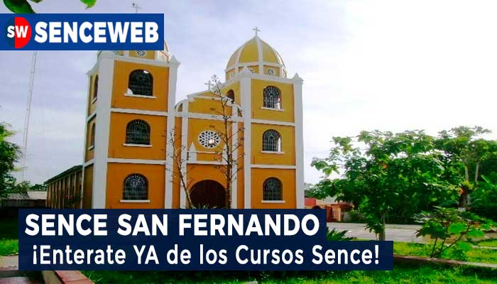 Sence San Fernando