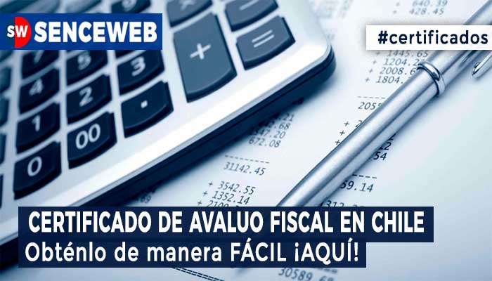 Certificado Avaluó Fiscal 2021