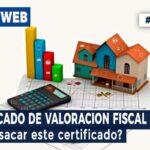 Certificado Fiscal Detallado