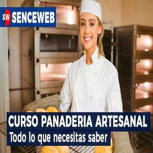 Curso de Panadería Artesanal 2021