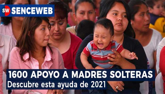 Apoyo a Madres Solteras 2021